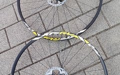 DT Swiss Syncros(made by DT Swiss) XR RC *1540gr.* *Tubeless* Centerlock