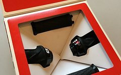 SRAM X0 Gripshift 3x10 Rot Drehgriffe Neu & OVP