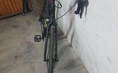 Fuji Feather CX Rennrad Cyclocross Trekking Oval 2x9 Größe M/L 56cm