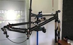 Liteville 601 MK3 Größe L Rahmenkit, Fox 36, Float X2, SRAM X01, Reverb 170
