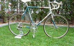 Batavus Vintage Stahl Rennrad - Reynolds - Top