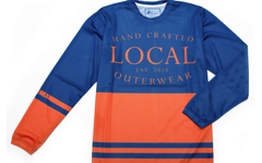 Local Outerwear Jersey Retro -