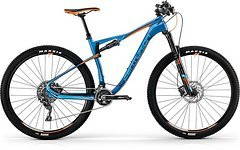 Centurion Mountainbike Numinis Carbon 1000.29 Fully MTB 29er