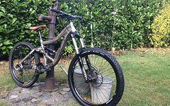 Specialized Big Hit 2, Neue Bremse