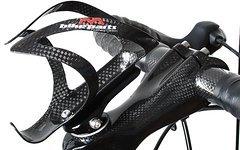 M-Bike Parts, Feathery Carbon Feathery Carbon Lenker - Flaschenhalter FC161Sport 73g.