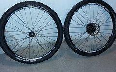 Notubes ZTR Rapid Tubeless wheelset