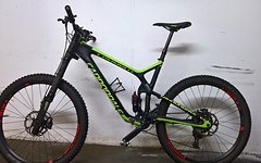 Cannondale Trigger Team 2015