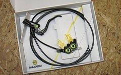 Magura MT7 2-Finger Aluminium-Leichtbau-Hebel Set Satz VR+HR NEU