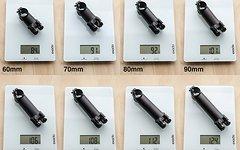 Generic ULTRA-LIGHT vorbau (stem), 7º or 17º, 6-7-8-9-10-11-12-13cm.
