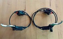 Shimano BL-M486 / BR-M486 Set VR + HR