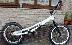 Echo Czar Zoo Trial Bike 20 Zoll