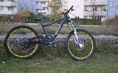 Eaze Bikes Sugar Daddy DH GR. L Custom Parkbike