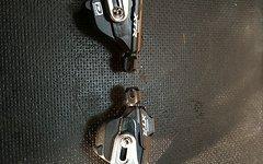 Shimano XTR SL-M980 Schalthebel Paar 10x3/2 I Spec und Schelle