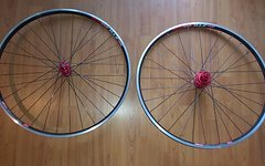 Fun Works N76 Notube Ztr 355 Laufradsatz Tubeless 1350 gr