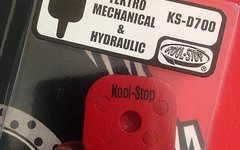 Kool Stop Bremsbeläge für Tektro IO