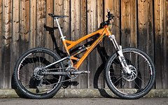 "Transition Covert 26"" Enduro: Fox Float X, Marzocchi 55, Hope Pro 2 Evo, Flow EX"