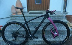 Sram, Tune, Lauf, Magura, Across 29 Zoll Mountainbike