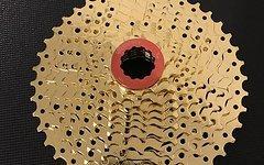 Zitto 11-Fach Kassette 11-42 Gold Neu!
