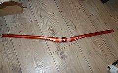 Race Face Turbine Lenker - orange