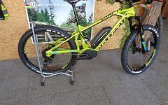 Mondraker E-Bike Crafty R+