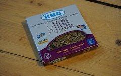 KMC X10 SL Superlight 10-fach Kette Gold
