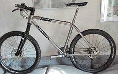 Seven Cycles Sola Titan Rahmen/Gabelset