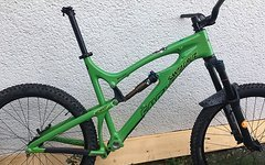 Santa Cruz Nomad Carbon XL Rahmen oder Rahmenkit *Guter gebrauchter Zustand*