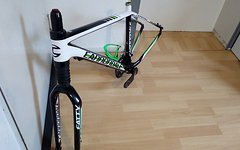 Cannondale Flash 26 Zoll mit Fatty Gabel