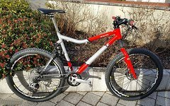 Cannondale Scalpell Optimo  Fatty Ultra