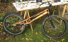 """Koxx Orange Sky Trialbike 26"""""""
