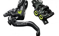 Magura MT7 HC, 1-Finger HC-Hebel, VR+HR Bremse links/rechts verwendbar, 2.200 mm Leitungslänge, Set VR+HR, 2018