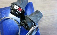 SRAM X0 Grip Shift Twister 3-fach links und 10-fach rechts