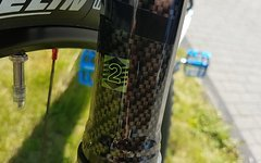 """Cannondale Hardtail F29 Carbon 2 2013 L 19"""" Sram X0 Flash 29"""
