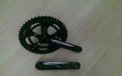 SRAM Apex Kurbel Kompakt 50/34 175 mm 2-fach GXP - Rennrad CX Cyclocrosser Gravel Kurbelsatz