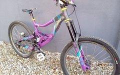 Psycle Custom Bike