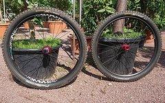 Tune / Ryde Laufradsatz für Cannondale mit Lefty Supermax 2.0