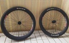 DT Swiss Custom DTSWISS Wheels 27.5 for sale or trade