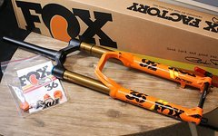 Fox 36 Float 180mm LIMITED EDITION in shiny orange *AUF LAGER*