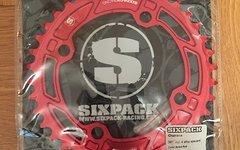 Sixpack Chainsaw Kettenblatt 38z Rot