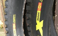 Mavic Satz Crossmax Charge & Quest XL Limited 27,5 x 2,4 Enduro Reifen Falt Tubeless