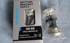 Shimano SM-BB Innenlager Hollowtech II 68/73mm