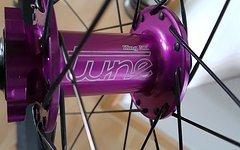 Tune Ryde Laufradsatz King MK Kong Trace Trail Sapim