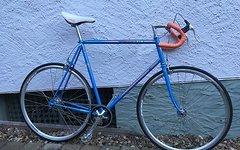 Peugeot Singlespeed Fixie Bahnrad