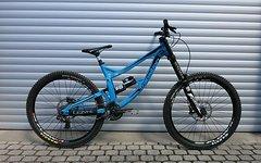 Transition Bikes TR500 Downhillbike Größe L 2016