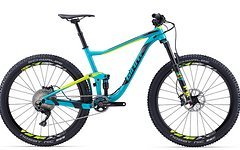 Giant Anthem SX  2017 Carbon