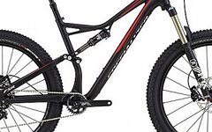 Specialized STUMPJUMPER FSR COMP 6fattie  2016