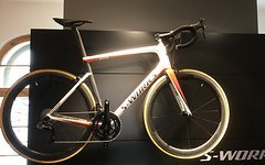 Specialized Men's S-Works Tarmac Gr. 58