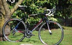 Spezialized Aleze Race Utegra 11 Speed Schwarz Rot