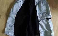 Pearl Izumi Padded Black Bike Short [Gr. M]