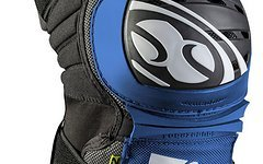 IXS Dagger Knee Guard blau & grün